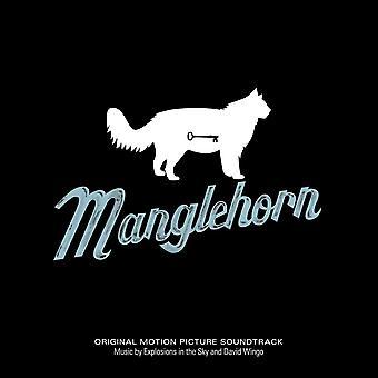 Explosioner i himlen & David Wingo - Manglehorn (Original Motion Picture Soundtrack) CD