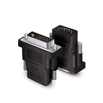 ALOGIC DVI-D (Hane) till HDMI (kvinnlig) adapter