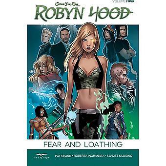 Robyn Hood  Volume 4