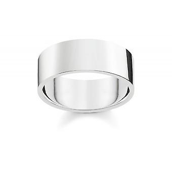 Thomas Sabo sterling sølv kærlighed band ring TR2113-001-12