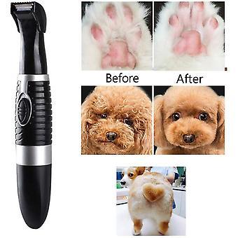 Cane gatto unghie capelli trimmer pet grooming strumento elettrico taglio di capelli Zampa Rasoio