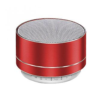 A10 Wireless Bluetooth Speaker Small Steel Cannon Lock And Load Spray Mobile Phone Portable Card