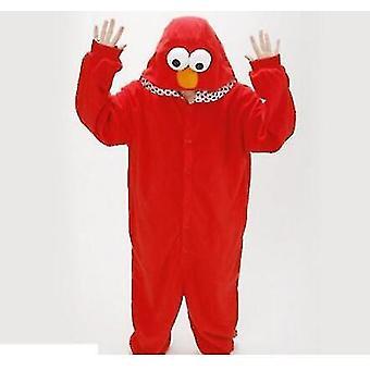 Erwachsene Sesamstraße Cookie Elmo Kostüm(e)