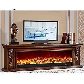 1 Set Ins Length 150cm Height 60cm Fake Fireplace