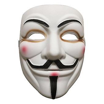 Frosted V-shaped Mask For Mask Halloween Mask Halloween Costume
