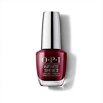 Nail polish Infinite Shine Opi Malaga Wine Isl L87 Red (15 ml)