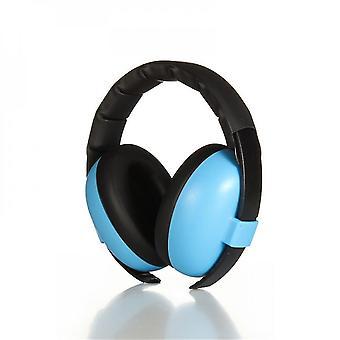 Dětské zvukotěsné chrániče sluchu (modré)