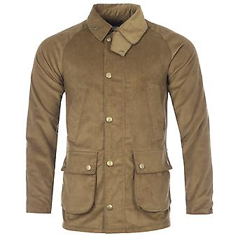 Barbour White Label Beadle Corduroy Jacket - Beige