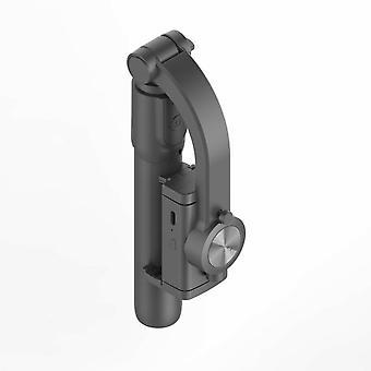 Egytengelyes kézi Gimbal stabilizátor vezeték nélküli zárral Kézi Gimbal állvány mobiltelefon akciókamera videofelvételhez