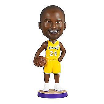 Sofirn Kobe Bryant Action Figur Statue Bobblehead Basketball Puppe Dekoration