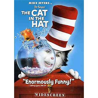 Cat in the Hat [DVD] USA import