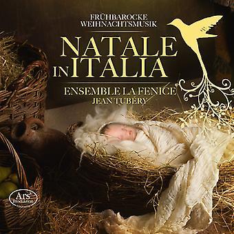 Bernhard / Saskova / Elsacker / Ensemble La Fenice - Natale in Italia [SACD] USA import