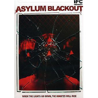 Asylum Blackout [DVD] USA import
