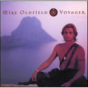 Mike Oldfield - Voyager [CD] USA import