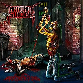 National Suicide - Anotheround [Vinyl] USA import