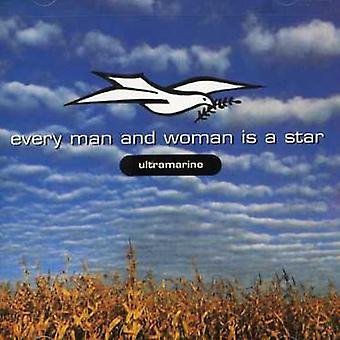 Ultramarine - Every Man & Woman Is a Star [CD] USA import