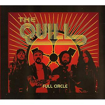 Quill - Full Circle [CD] USA import