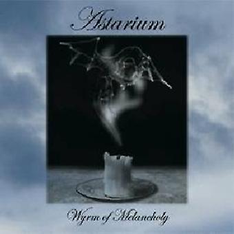 Astarium - Wyrm of Melancholy [CD] USA import