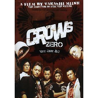 Importación de USA de Crows Zero [DVD]