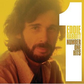 Eddie Rabbitt - importation USA Number One Hits [CD]