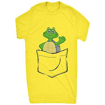 Renowned Turtle Waving