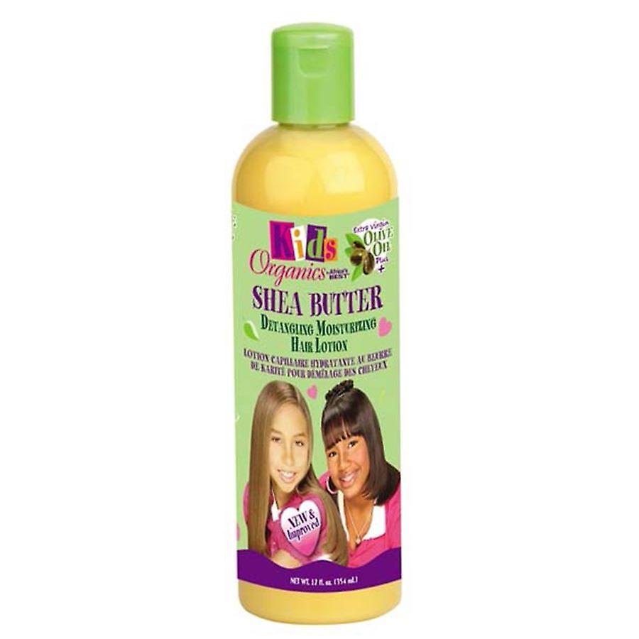 Africa's Best Organics Kids Shea butter Lotion 12oz