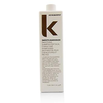 Kevin.murphy Smooth.again.wash (smoothing Shampoo - For Thick Coarse Hair) - 1000ml/33.8oz