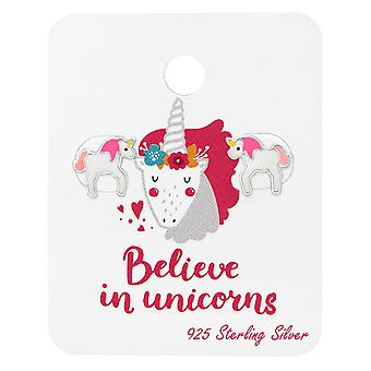 Unicorn - 925 Sterling Silver Sets - W34204x