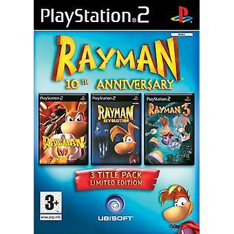 Rayman 10th Anniversary Compilation Pack (PS2) - Nowa fabryka zamknięta
