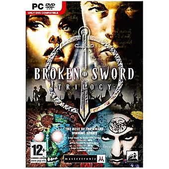 Broken Sword-trilogin (PC)-ny