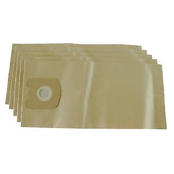 Argos VU201 dammsugare papperspåsar damm