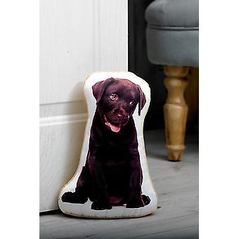 Yndig labrador formet doorstop