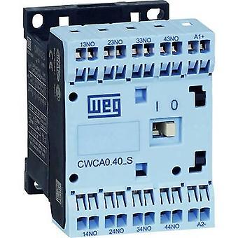 WEG CWCA0-40-00D24S Contactor 4 makers 230 V AC 10 A 1 pc(s)