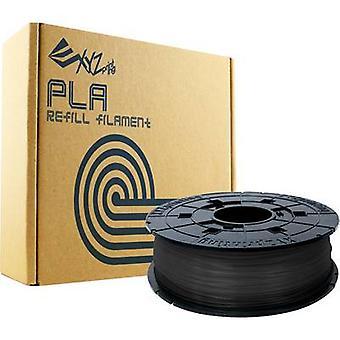 Filamento XYZprinting PLA 1,75 mm preto 600g refil