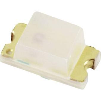 OSRAM LH R974 SMD LED 0805 Hyper red 20 mcd 160 ° 20 mA 1.8 V Tape cut