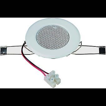 Visaton DL-5 Flush mount speaker 5 W 8 Ω White 1 pc(s)