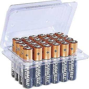 AAA batterij alkali-mangaan Duracell Plus Power LR03 Box 1,5 V 24 PC (s)