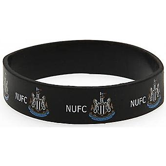 Newcastle Utd. Wristband del silicón de FC