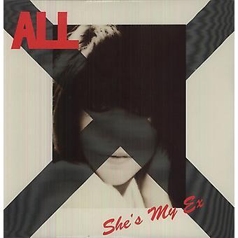 All - She's My Ex [Vinyl] USA import