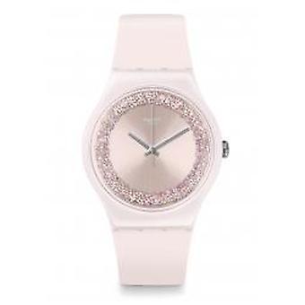 Swatch Pinksparkles Damenuhr (SUOP110)