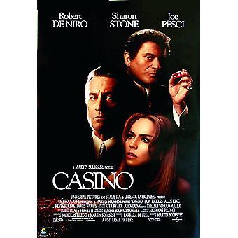 Casino Poster  Sharon Stone, Robert De Niro