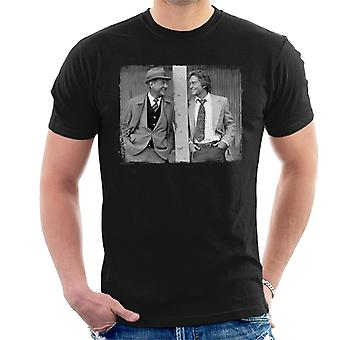 TV ganger Karl Malden Michael Douglas gatene i SF menn t-skjorte