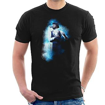 TV Times James Brown Retro Waistcoat 1979 Men's T-Shirt