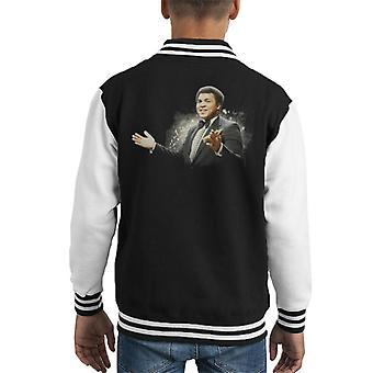 TV Times Muhammad Ali Tuxedo Kid's Varsity Jacket