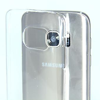 Snap-On Shell Samsung Galaxy S7 EDGE Slim Crystal Transparent