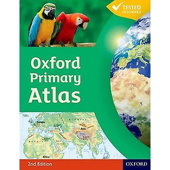 Oxford Atlas primaire (2e édition révisée) par Patrick Wiegand - 97801