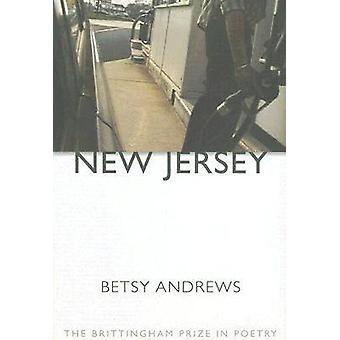 New Jersey av Betsy Andrews - Ronald Wallace - 9780299221409 boka