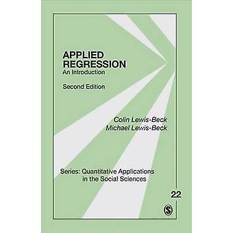 Aplica regresión - una introducción (2ª edición revisada) por Colin Le