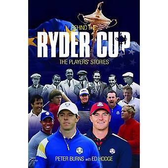 Takana Ryder Cup - pelaajien tarinat - 9781909715318 kirja
