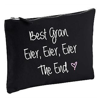 Cel mai bun Gran Ever vreodată sfârșitul negru alcătuiesc bag
